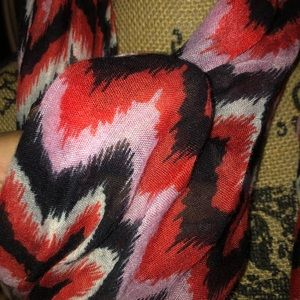 Accessories - Boutique Chevron Print Infinity Scarf